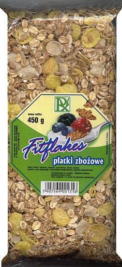 Radix-Bis Fitflakes płatki zbożowe