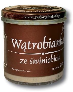 La nourriture traditionnelle de l'abattage du foie de porc