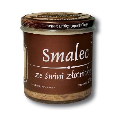 manteca de cerdo comida tradicional de Złotnicka