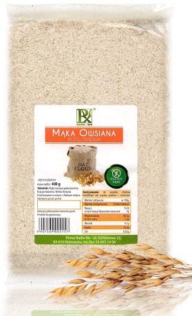 Radix-Bis mąka owsiana bezglutenowa