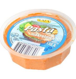 Rafa paste mackerel 130 g