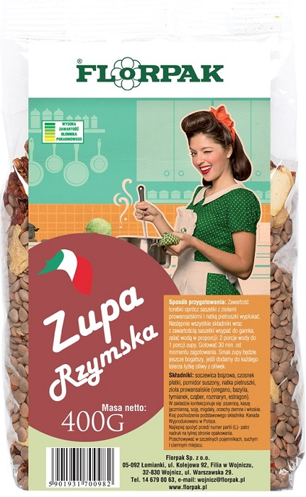 Florpak Zupa rzymska