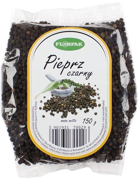 Florpak Pieprz czarny ziarnisty