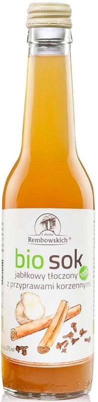 Rembowscy sok jabłkowo-korzenny BIO