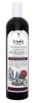 Babuszka Agafia Balsam No 3 przeciw wypadaniu włosów