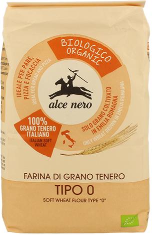 Alce Nero Mąka pszenna BIO Typ 0