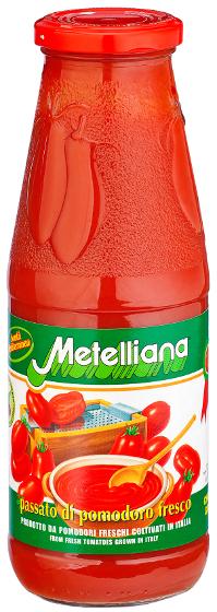 Metelliana pomidory rozdrobnione bez skórki