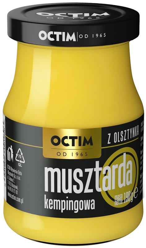 Octim Musztarda Mazurska kempingowa