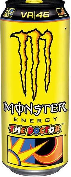 Monster Energy napój energetyczny The Doctor