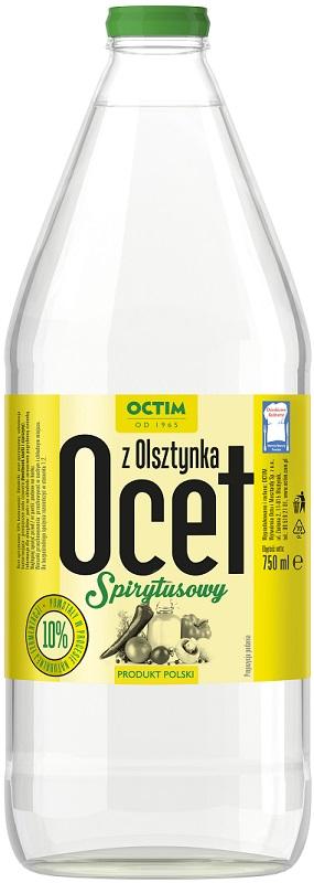 Octim Ocet spirytusowy 10% kwasowości