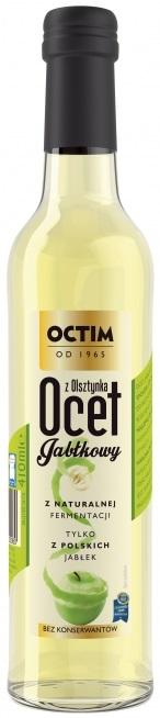 Octim vinaigre de cidre avec Olsztynka