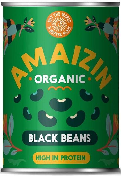 Amaizin Fasola czarna w zalewie BIO