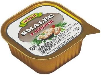 Agrico Smalec z mięsem
