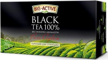 Big-Active Herbata czarna Pure Ceylon