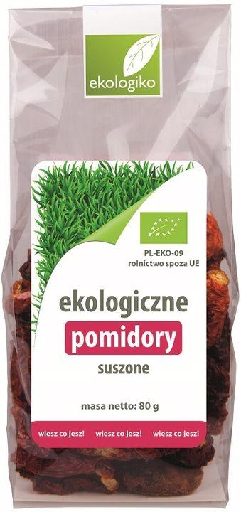 Ekologiko Ekologiczne pomidory suszone