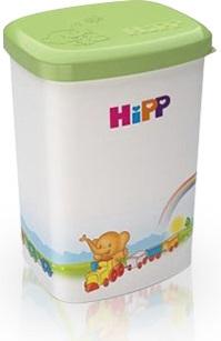 HiPP Pojemnik na mleko pudełko wielokrotnego zamknięcia
