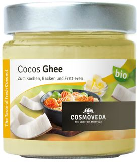 Cosmoveda Ghee kokosowe BIO