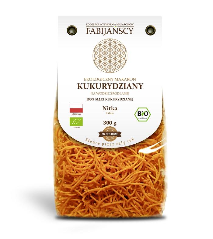 Fabijańscy fil de pâtes de maïs Eko ECO