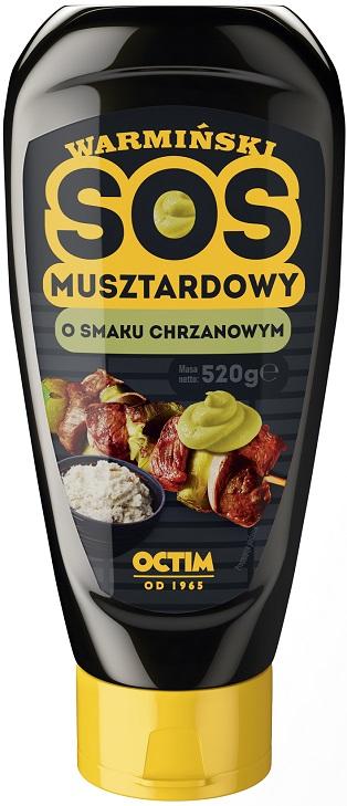 Octim Warminski хрена горчичным соусом