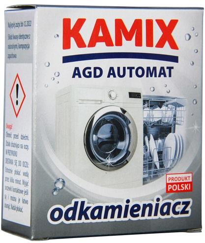 Kamix AGD Automat odkamieniacz 2x75g