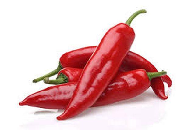 Papryka czerwona chili