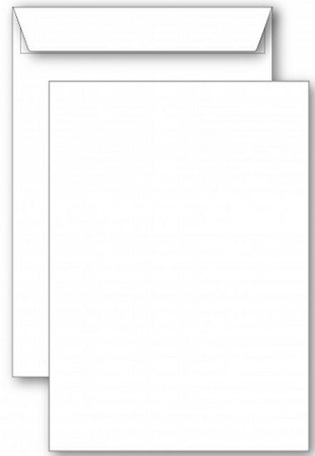 Autocollantes enveloppes C-5 162x229 mm