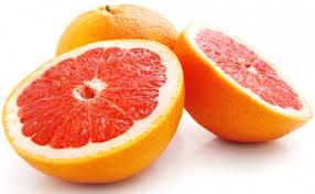 Red grapefruit,