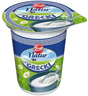 Zott Natur Jogurt typ grecki