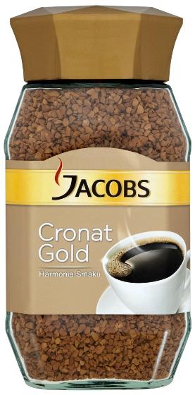 Jacobs Cronat Gold kawa rozpuszczalna