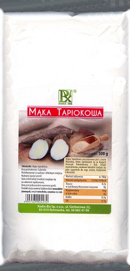 Radix-Bis Mąka tapiokowa