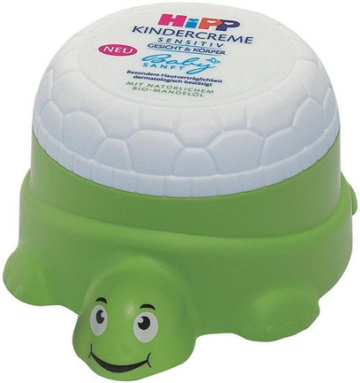 Krem - Żółwik do twarzy i ciała HiPP Babysanft