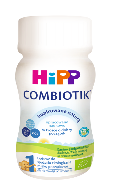 hipp bio combiotik 1 instructions