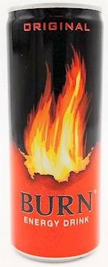 Burn napój energetyczny Orginal