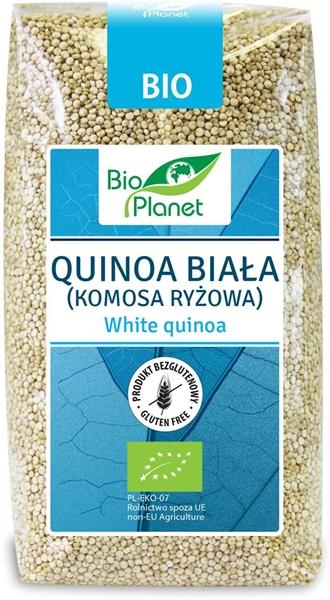 Bio Planet Quino biała (komosa ryżowa) bezglutenowa BIO