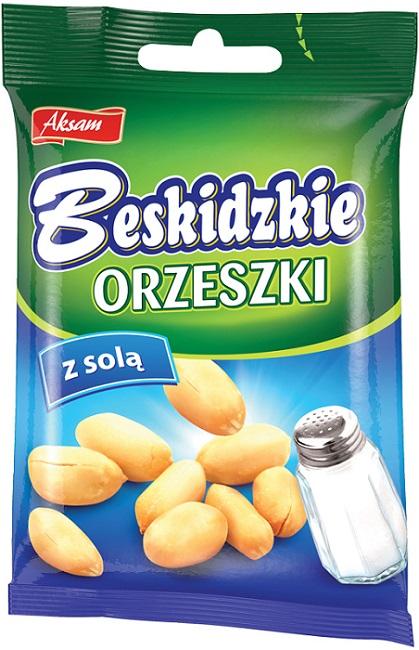 Aksam Orzeszki Beskidzkie z solą