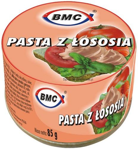 B.M.C. Pasta z łososia