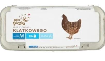 Куриные яйца из иммобилизованных кур класс AM