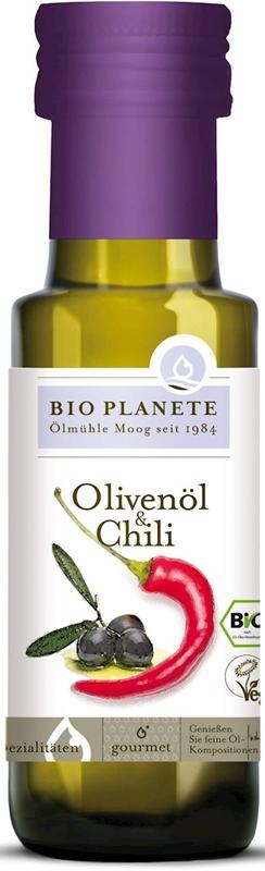 Bio Planete Oliwa z oliwek z chili BIO