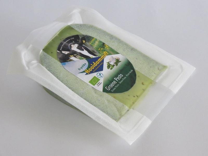 Hooidammer Reifung Käse von Kräutern 50% Fett Pesto BIO