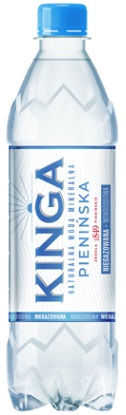 Kinga Pienińska Naturalna woda mineralna bez gazu