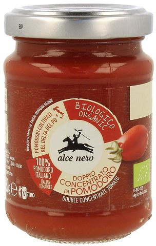 Alce Nero Koncentrat Pomidorowy 28% BIO