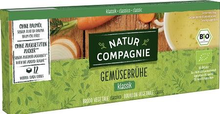 Natur Compagnie Bulion-kostki warzywne BIO