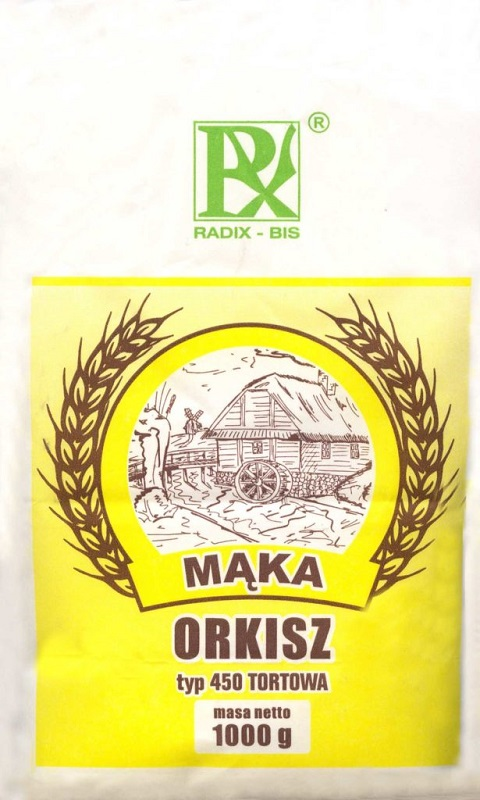 Radix-Bis Mąka orkisz tortowa typ 450