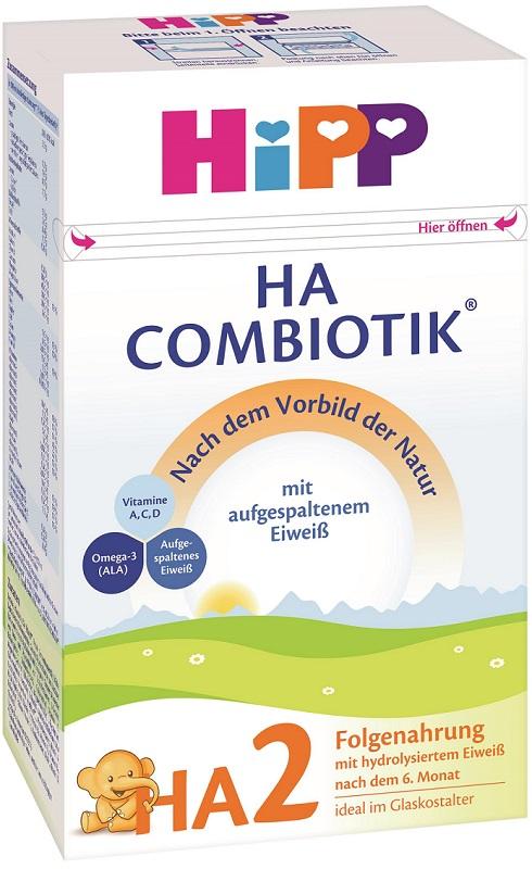 Mleko następne HiPP 2 HA COMBIOTIK