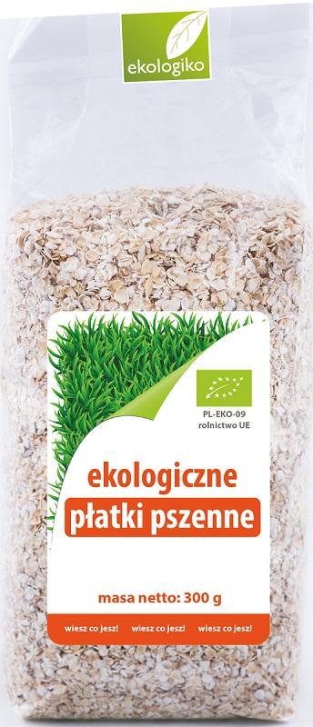 copos de trigo Ekologiko orgánicos