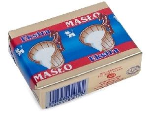 Masło Extra 82% tłuszczu, Jagr