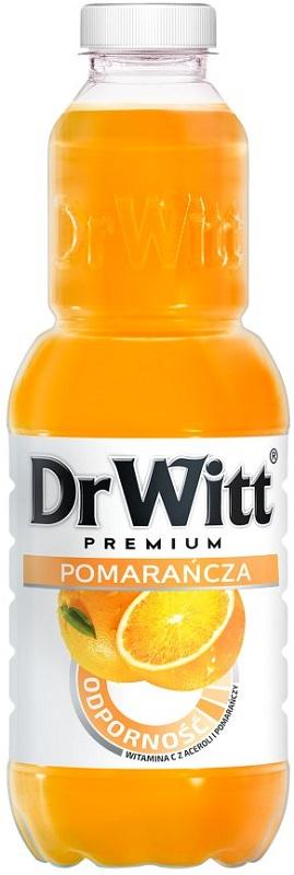 Dr Witt Premium Sok Odporność Pomarańcza
