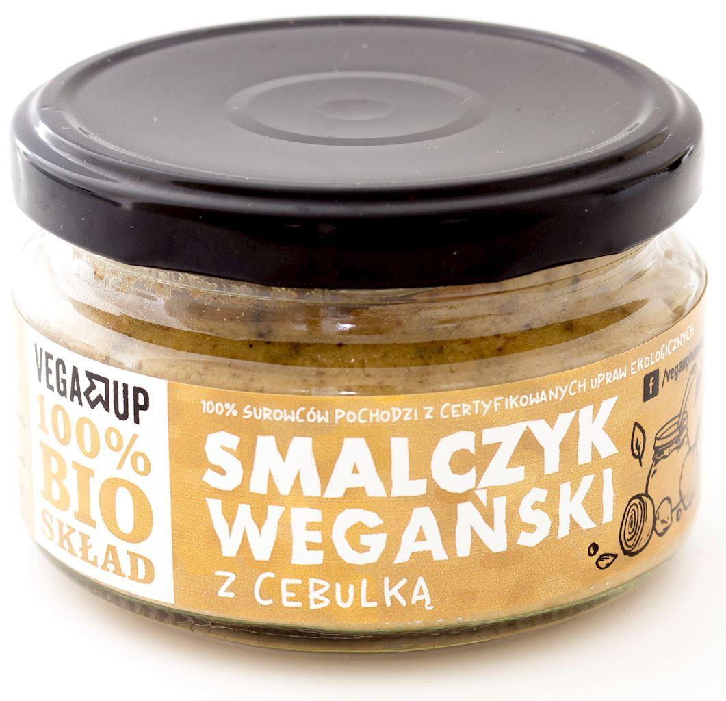 Vega Up Smalczyk wegański z cebulką