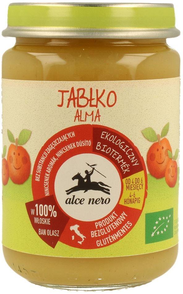 Alce Nero Przecier jabłkowy BIO