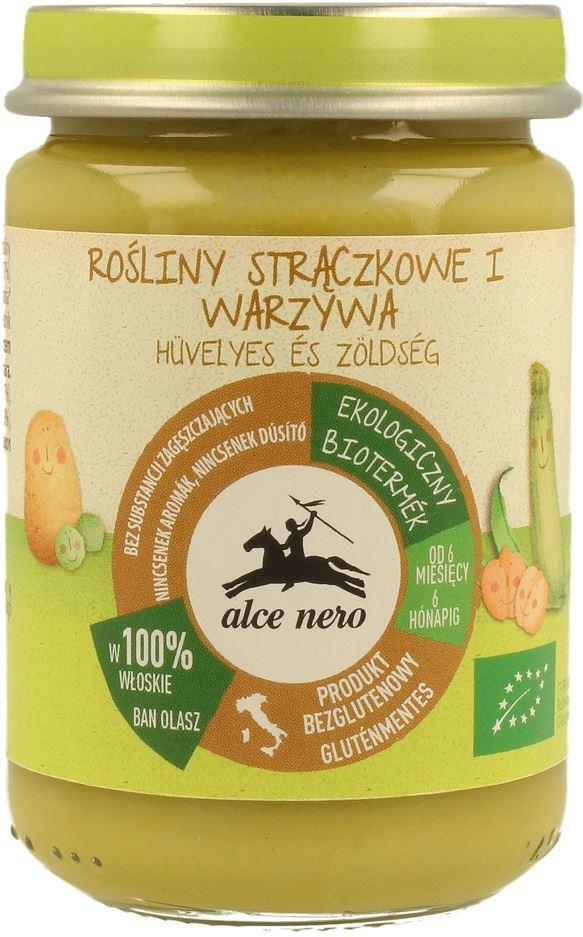 Alce Nero Przecier warzywny BIO